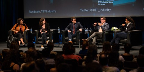 TIFF Industry 2016 - Evolving Borders