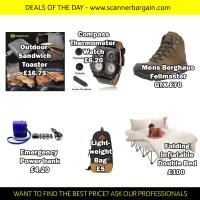 Top 10 Lightweight One Man Tents - Scanner Bargain Deals