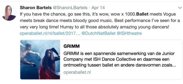 GRIMM ballet