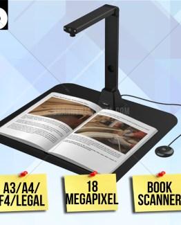 scanner buku A3 viisan