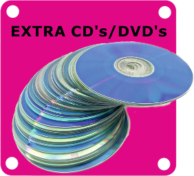 Digitaliseren naar DVD