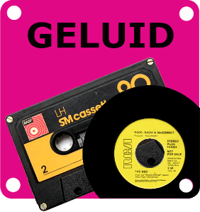 Ga direct naar de module tarieven digitaliseren audio.