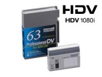 HDV tape transfer