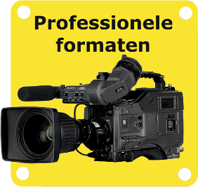 Digitaliseren professionele videobanden