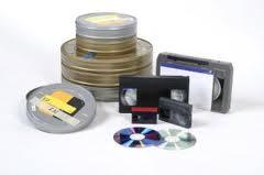 Oud beeldmateriaal digitaliseren