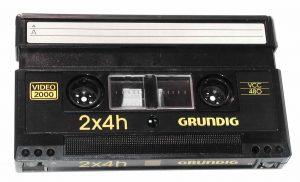 Video 2000 digitaliseren