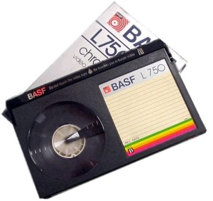 betamax digitaliseren