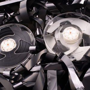 Digitaliseren van gebroken VHS banden
