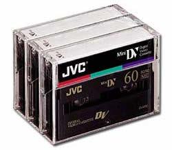 mini DV digitaliseren