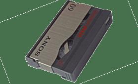 MicroMV digitaliseren
