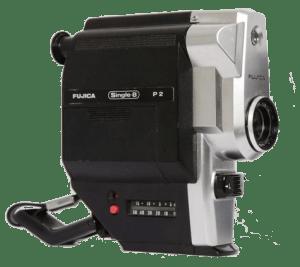 Single 8 camera