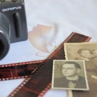 Wertvolle Erinnerungen aufbewahren - Negative scannen