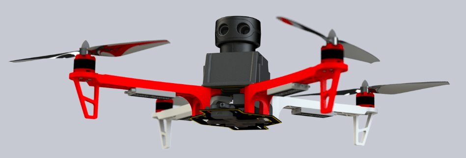 LIDAR (light detection and ranging) Application in Robotics - UAVs
