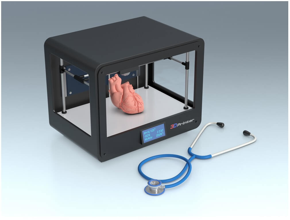 3D Printing in Medical Fields