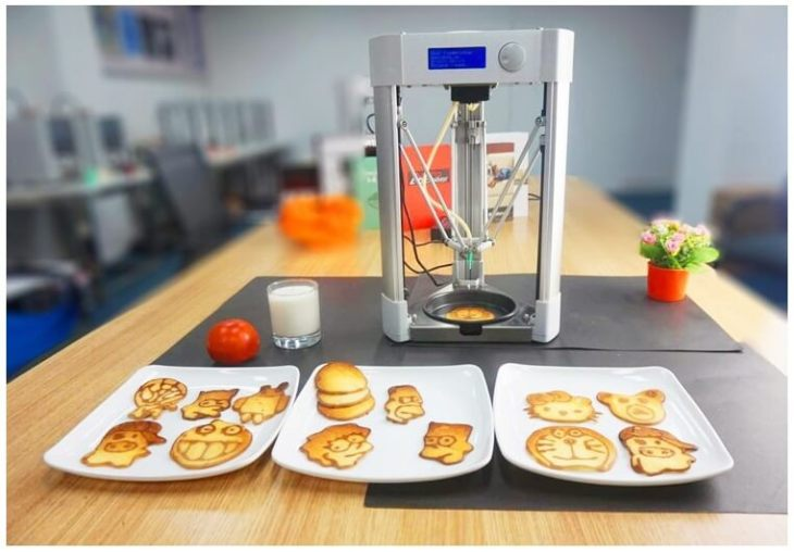 3D Printing in Food Industry