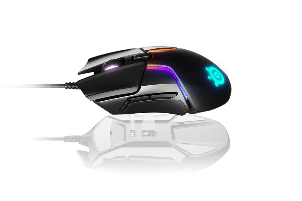 SteelSeries Rival 600 - Best FPS Game Mouse
