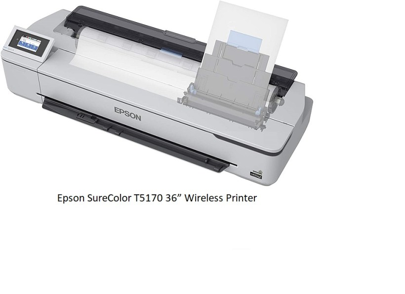 Epson SureColor T5170 36 inch Wireless Large Format Printing Machine