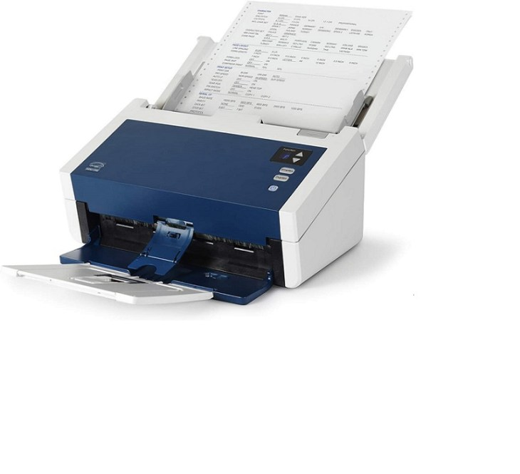 Xerox DocuMate 6440 Large Format Duplex Scanner with Document Feeder