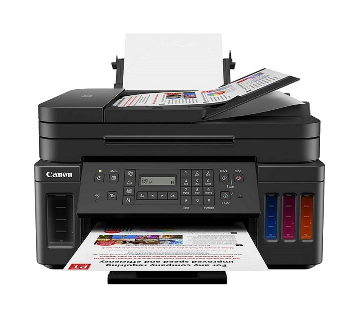 Canon G7020 – Best Budget Printer for Home use with Cheapest Ink 2020