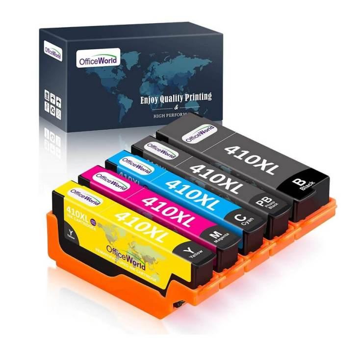 Best Remanufactured Epson Ink Cartridge