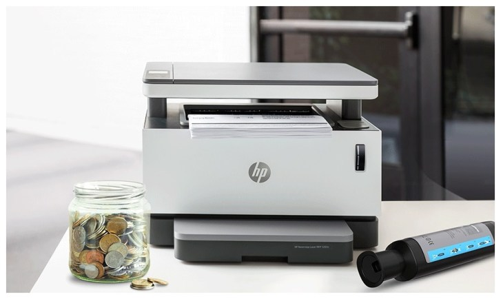 HP Neverstop 1202w Best All-In-One printer for home use with cheap ink