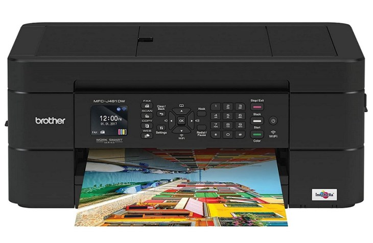 Brother MFC J491DW All In One – Cheapest pigment ink printer