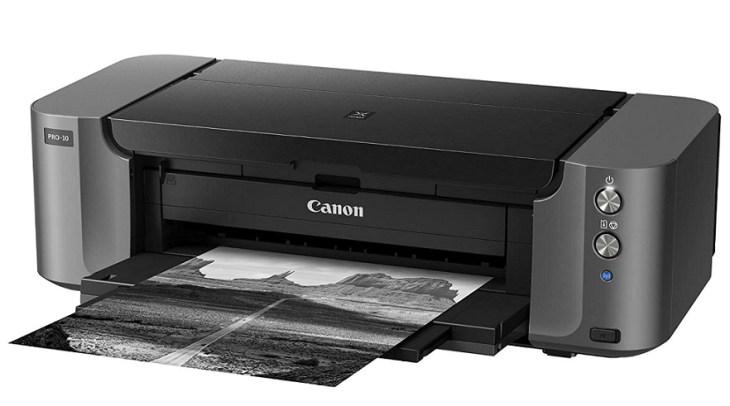 Canon PIXMA PRO 10 High end Pigment Ink Printer