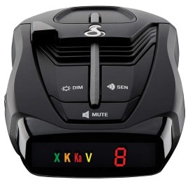 Cobra RAD 380 Laser Radar Detector for police