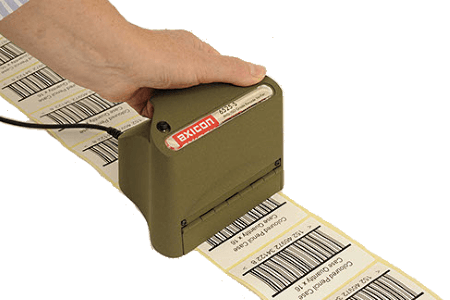 The Axicon 6525-S is ideal for verifying point of sale and medium size logistics barcodes