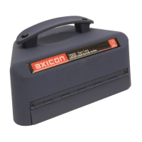 the axicon 7015 is ideal barcode verification medium to large linear barcodes