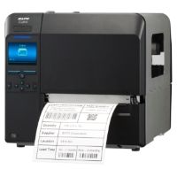 sato cl6nx printer for advanced onsite labelling