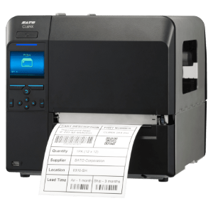 sato cl6nx printer for all onsite label printing