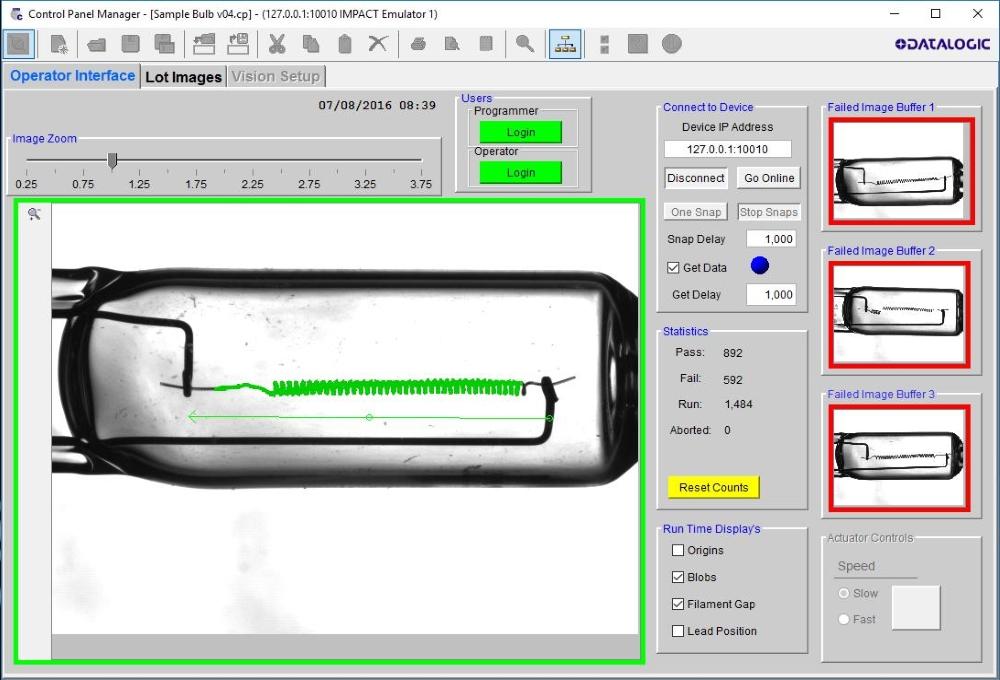 M-Series Camera | Machine Vision | Barcode Scanning