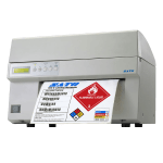 label printing sato m10e label printer