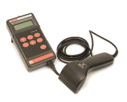 The Axicon PV-1072 barcode verifier is completely portable and ideal for use with point of sale barcodes