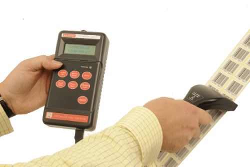 The Axicon PV-1072 is ideal for mobile barcode verification