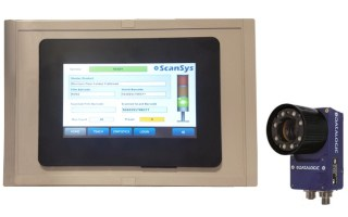 QV400 barcode validation system for 100% inspection of barcodes