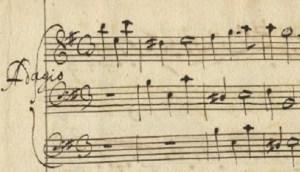 Vivaldi, RV 820, Adagio