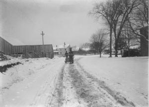 Black Point Road, Scarborough, ca. 1900