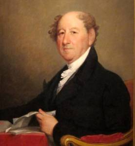 """Rufus King"" by Gilbert Stuart"
