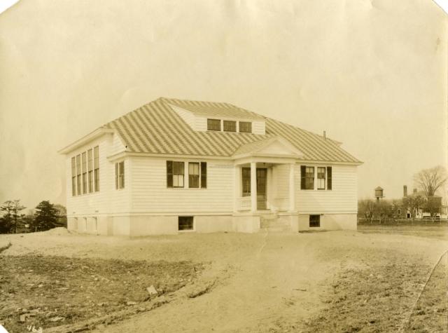 Dunstan School, Scarborough, ca. 1923