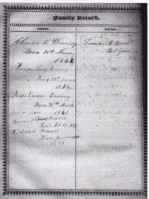 Image of Births page 1 of 2