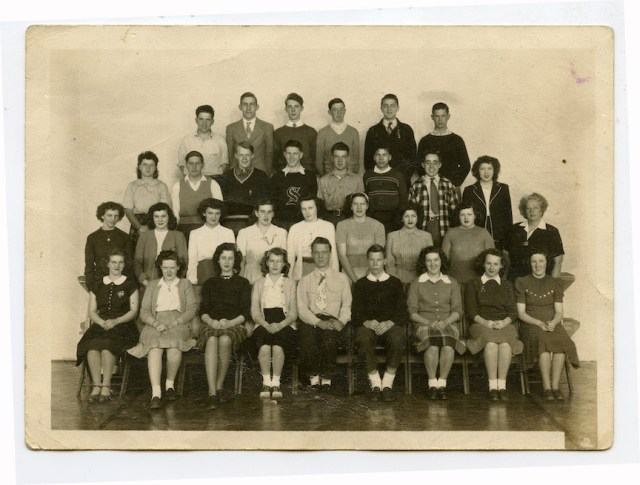 Image of the Scarborough High School Class of 1949