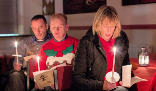 Scarborough Unitarian Christmas Serice
