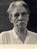 Dr. Albert Schweitzer. August 15, 1959.