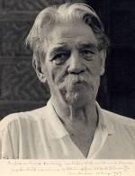 Dr. Albert Schweitzer. August 15, 1959.