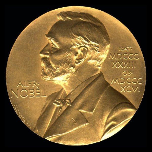 Nobel Prize for Chemistry. December 10, 1954.