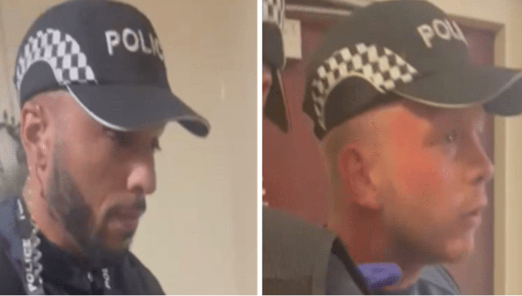 Fake police try to gain entry to womans home in Barking
