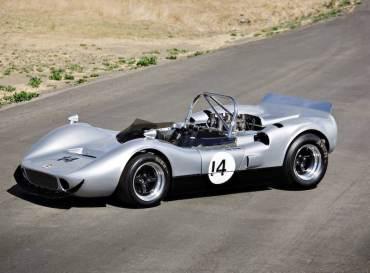 1966 McLaren M1B (photo: Brian Henniker)