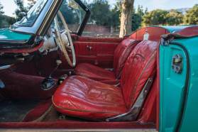 1957 BMW 507 Roadster (photo: Robin Adams)